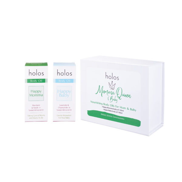 Holos Happy Momma Queen Gift Set