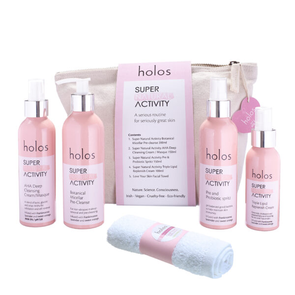 Holos Super Natural Activity Gift Set